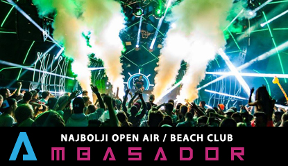 Najbolji Open Air / Beach Club