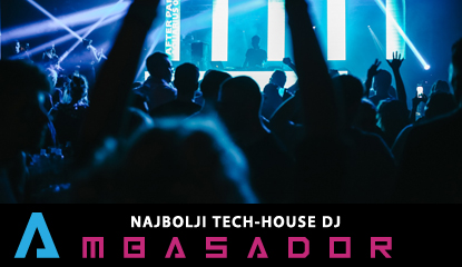 Najbolji Tech-House DJ