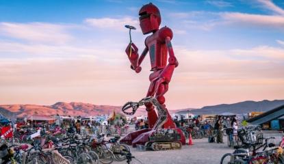 Burning Man 2018. u znaku robota, I Robot je sljedeća tema festivala