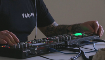Disrupted Project - LIVE Home Session uz Elektron Octatrack & Analog RYTM