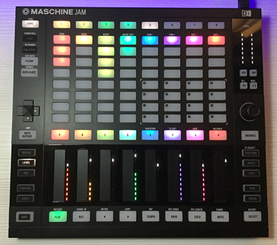 maschine-jam-layout